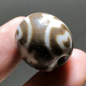 清早期 玛瑙 宝瓶天珠 包浆熟润 手工制作 *壳厚重 百年加持佩戴 辟