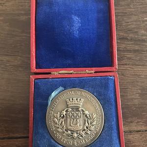 法国纪念银币