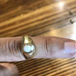 古董金戒指
