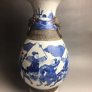 清哥釉花瓶
