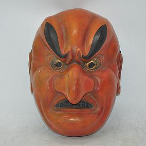日本高桥面具