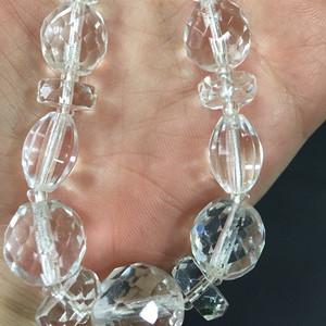 8159白水晶项链