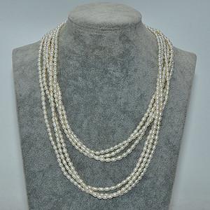 55克三合一珍珠项链