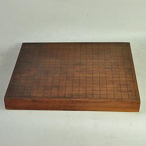 日本老围棋盘