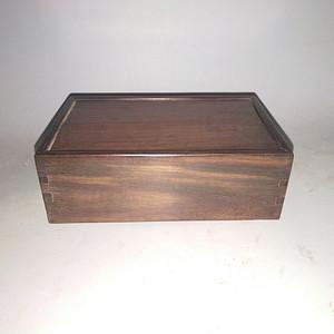 红酸枝老抽盒