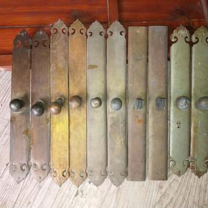 5对老铜件