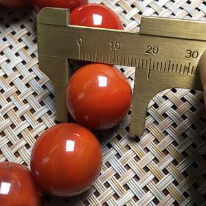 20毫米 南红玛瑙手珠