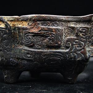 回流的高古铜器