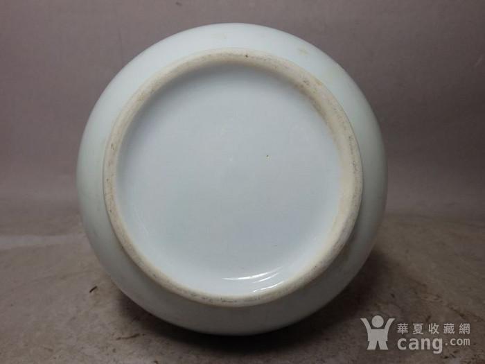 清代白釉赏瓶图6