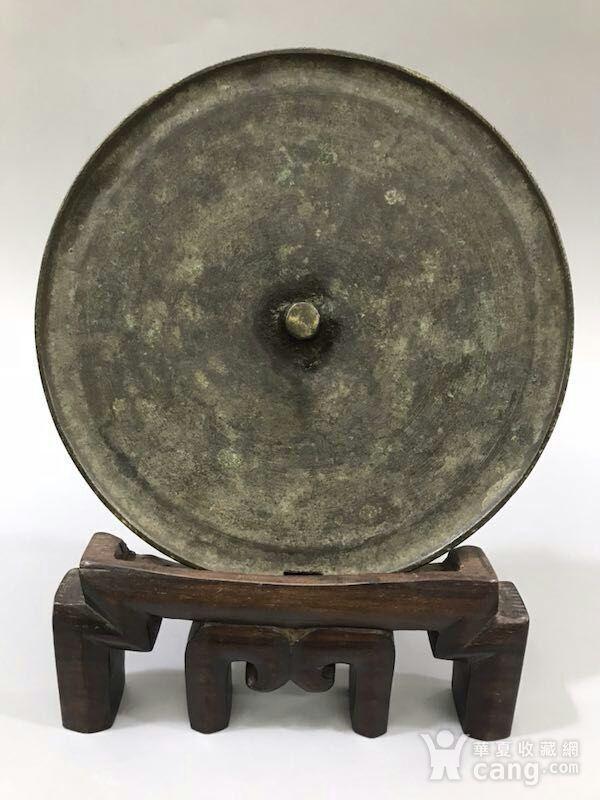 宋明时期素面铜镜图1