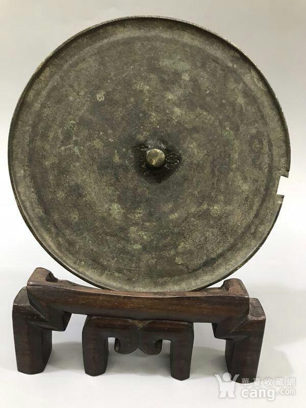 宋明时期素面铜镜图2