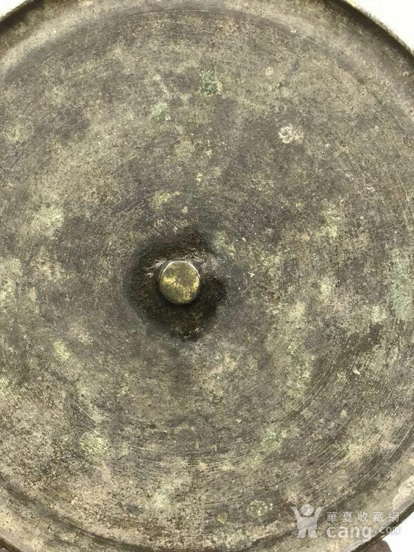 宋明时期素面铜镜图3