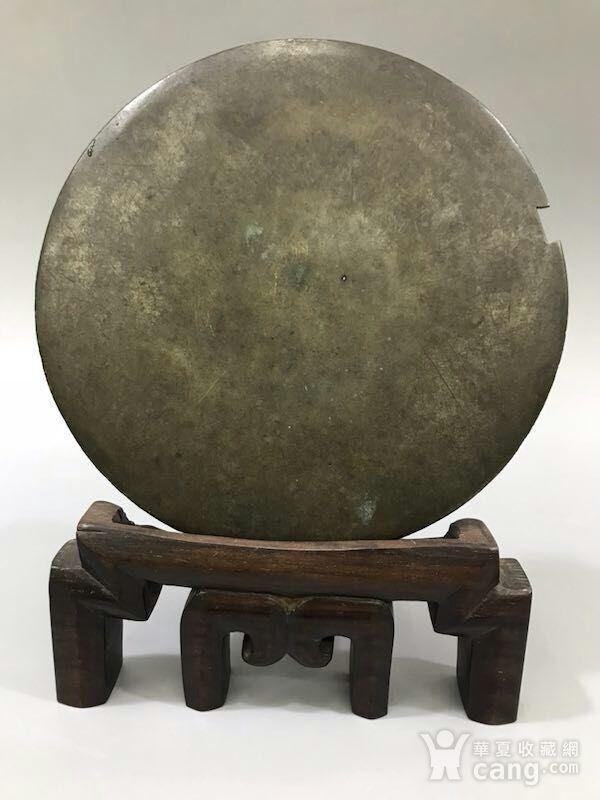 宋明时期素面铜镜图4