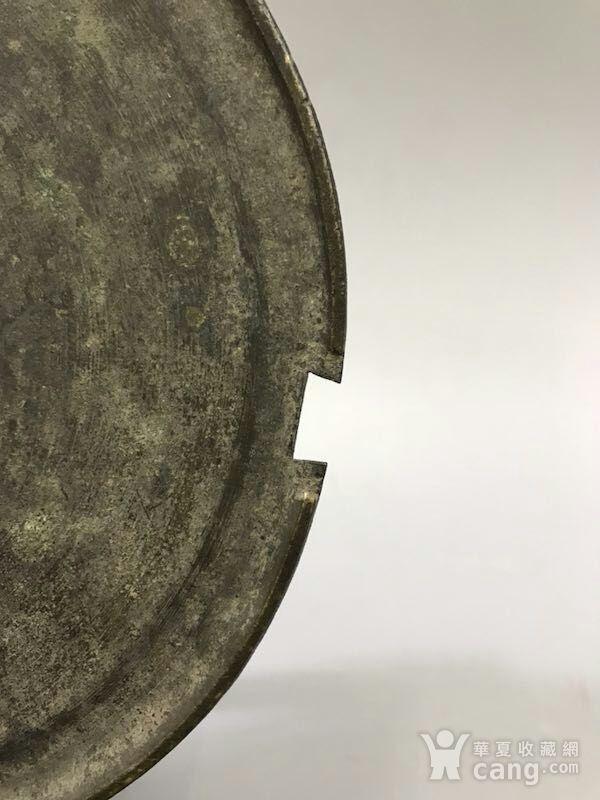 宋明时期素面铜镜图6