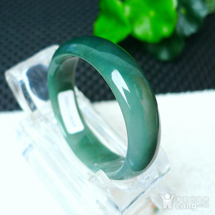 冰润满绿贵妃手镯图6