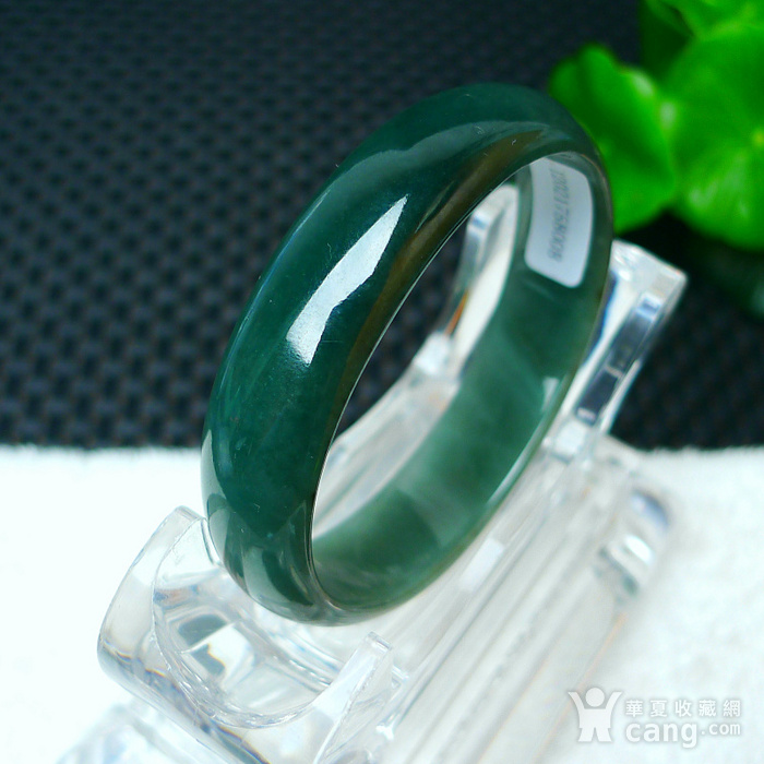 冰润满绿贵妃手镯图8