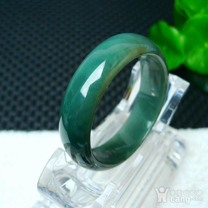 冰润满绿贵妃手镯图9