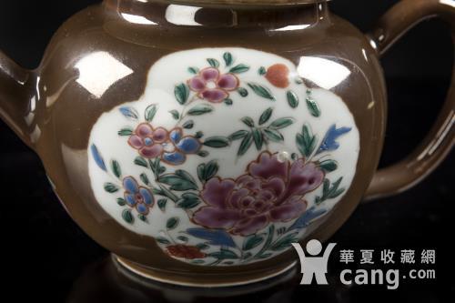 紫金釉茶壶图4