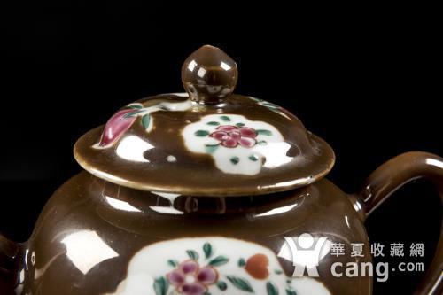 紫金釉茶壶图5