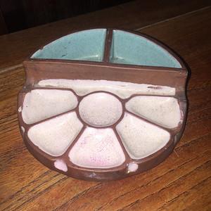 紫沙调色盘