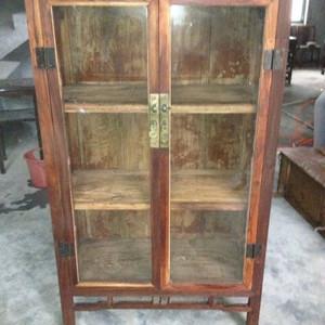 榉木明式书柜