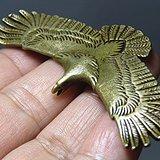 回流 老铜打造 雄鹰展翅 包浆厚重