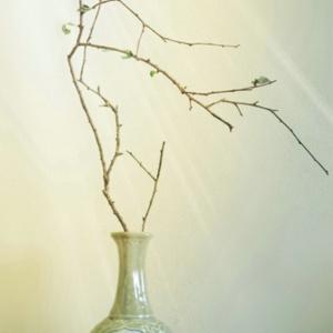 精品   清代中期暗刻八卦开窗山水寻师访友海棠瓶