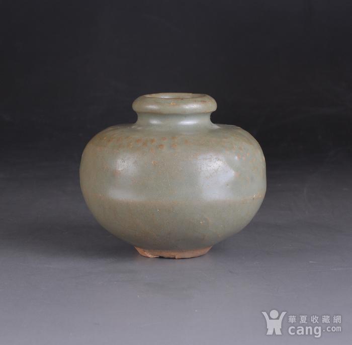 元 龙泉 青瓷水盂图1