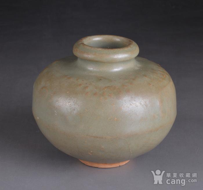 元 龙泉 青瓷水盂图2