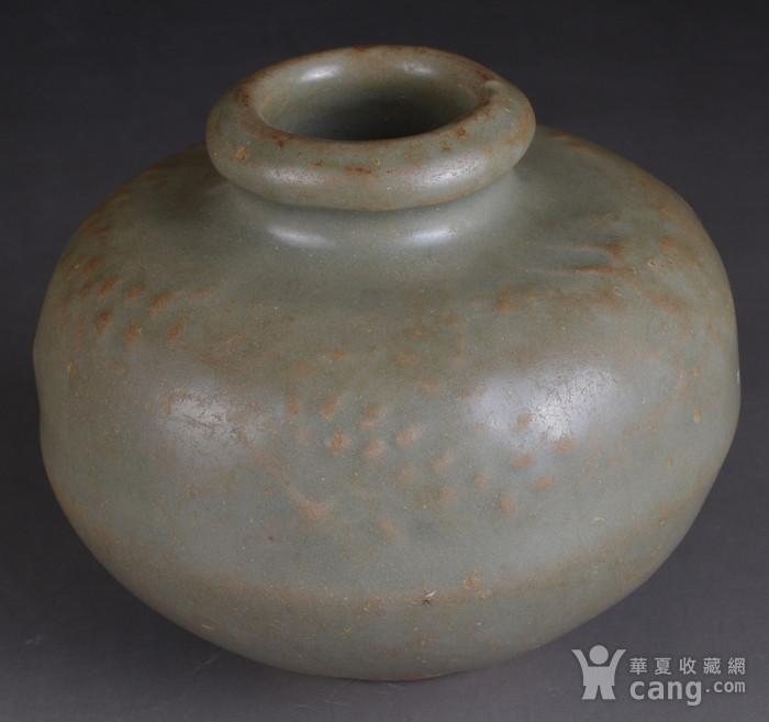 元 龙泉 青瓷水盂图6