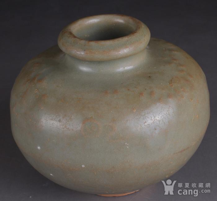 元 龙泉 青瓷水盂图7
