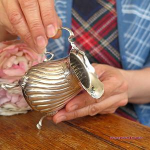 回流,1904年,小银壶