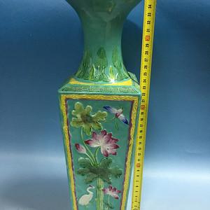 天圆地方花瓶