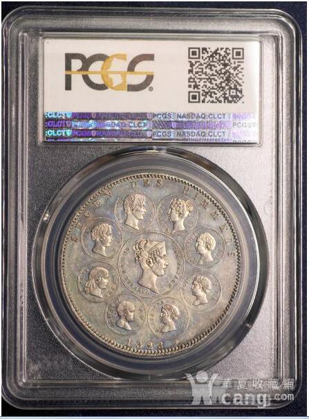 回流,压轴,巴伐利亚路德维希一世纪念银币图4