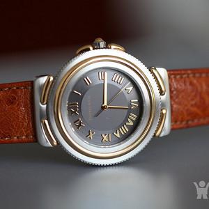 回流,高端蒂芙尼女式腕表