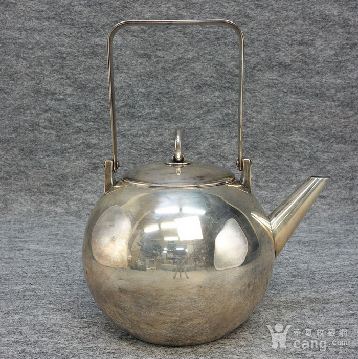 回流, 龙文堂   安之介银壶图2