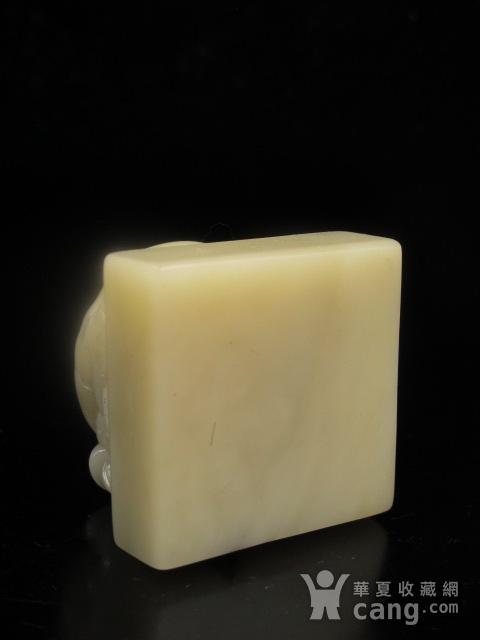 精品 精品 寿山结晶羊脂白牛气冲天芙蓉石图10