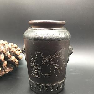 金牌 紫砂茶叶罐