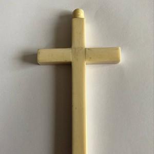 No.36 英国回流宗教 超大十字架挂坠 23.6克