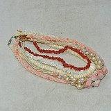 国外回流装饰项链5条