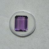 16.5克紫水晶戒面