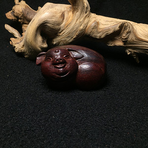 联盟 印度小叶紫檀福猪