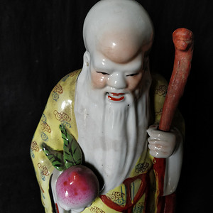 567精品人物塑像 寿星