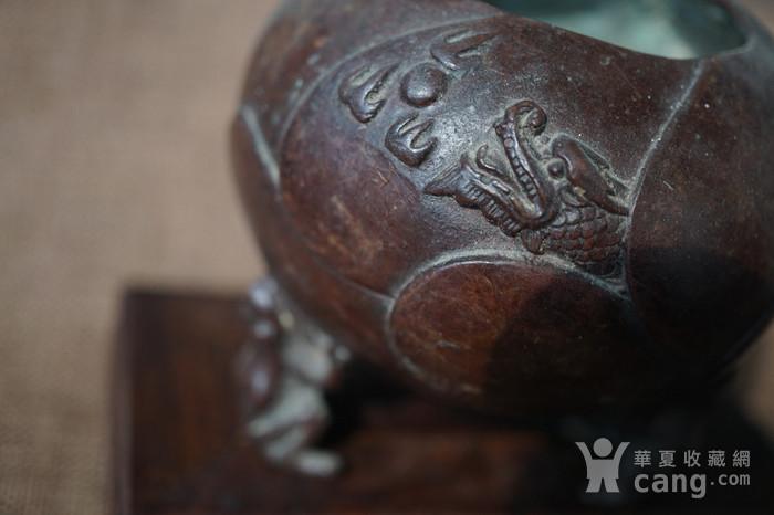 旧铜小香炉图4