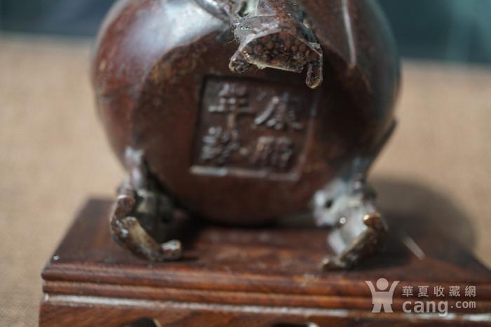 旧铜小香炉图6