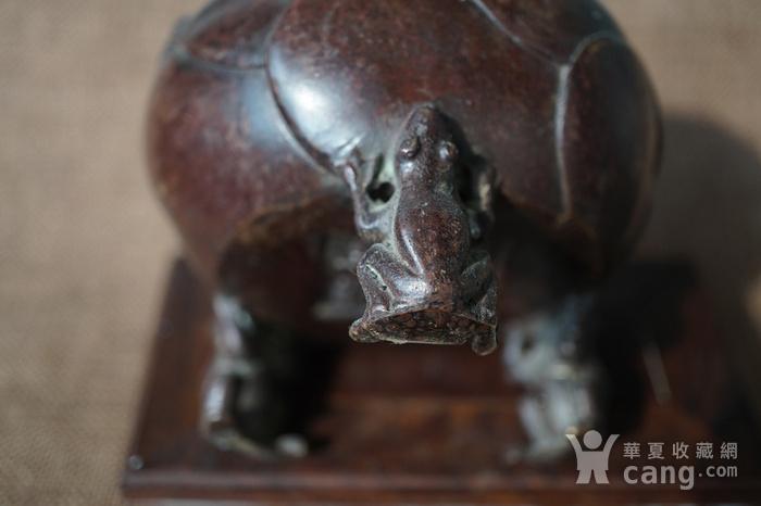 旧铜小香炉图8