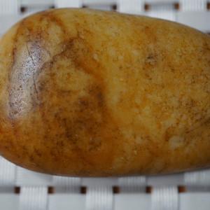 46.3克 和田黄沁籽料原石
