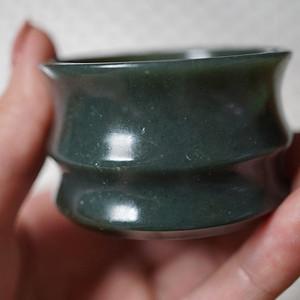 和田玉茶杯