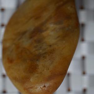 26克和田黄沁籽料原石