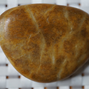 54克和田黄沁籽料原石